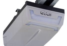Рекомендуем приводы для гаражных ворот FAAC D064 KIT и D 700HS KIT